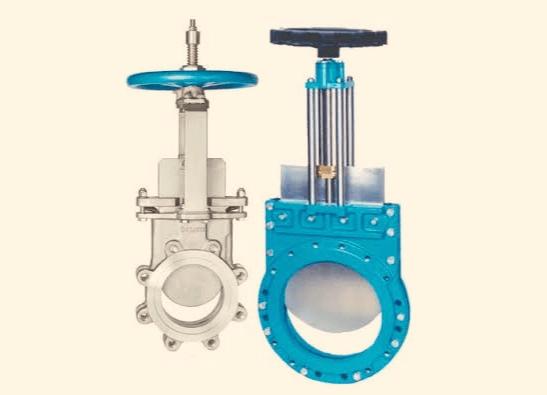 knifte valve